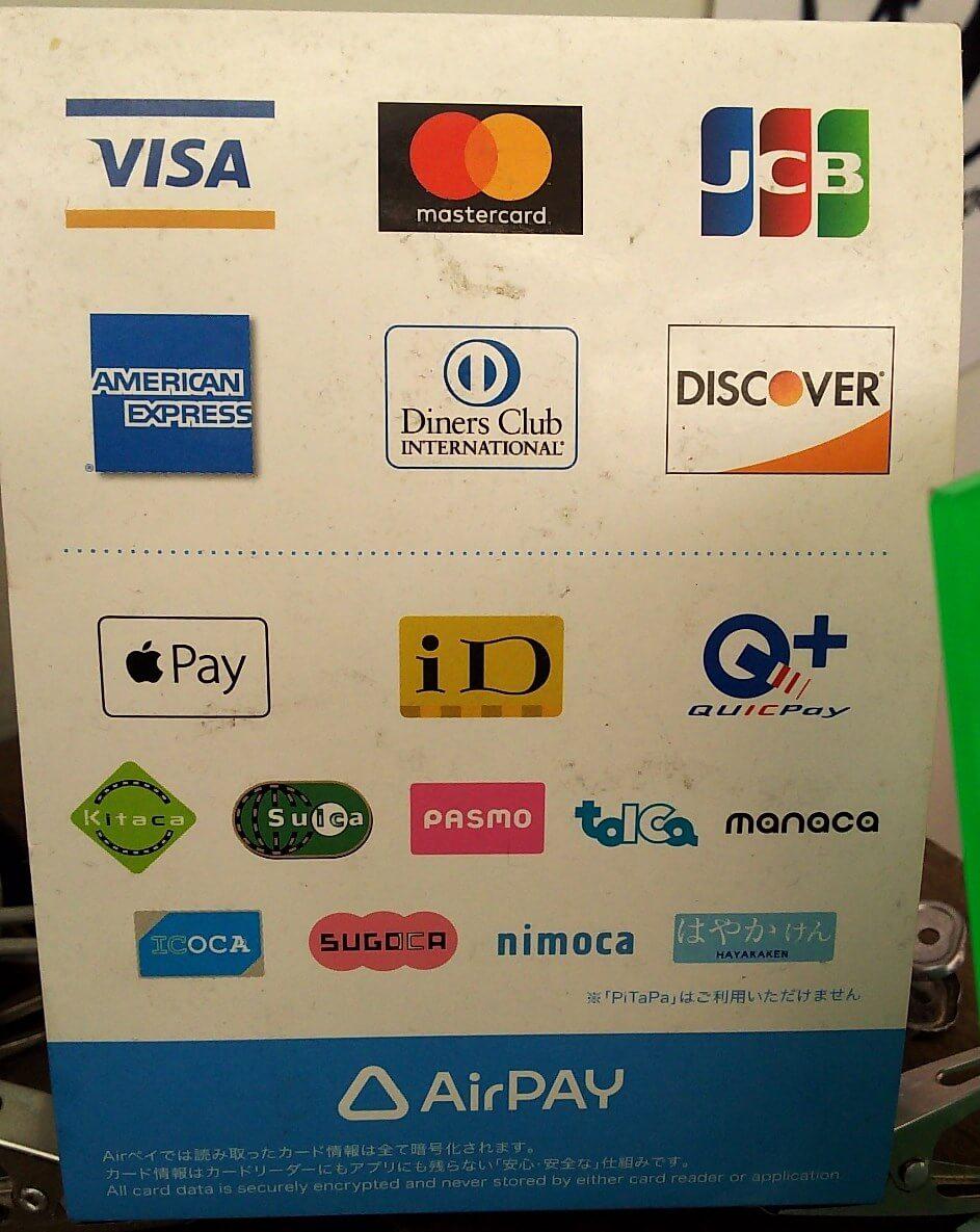 クレジットやカード関連について