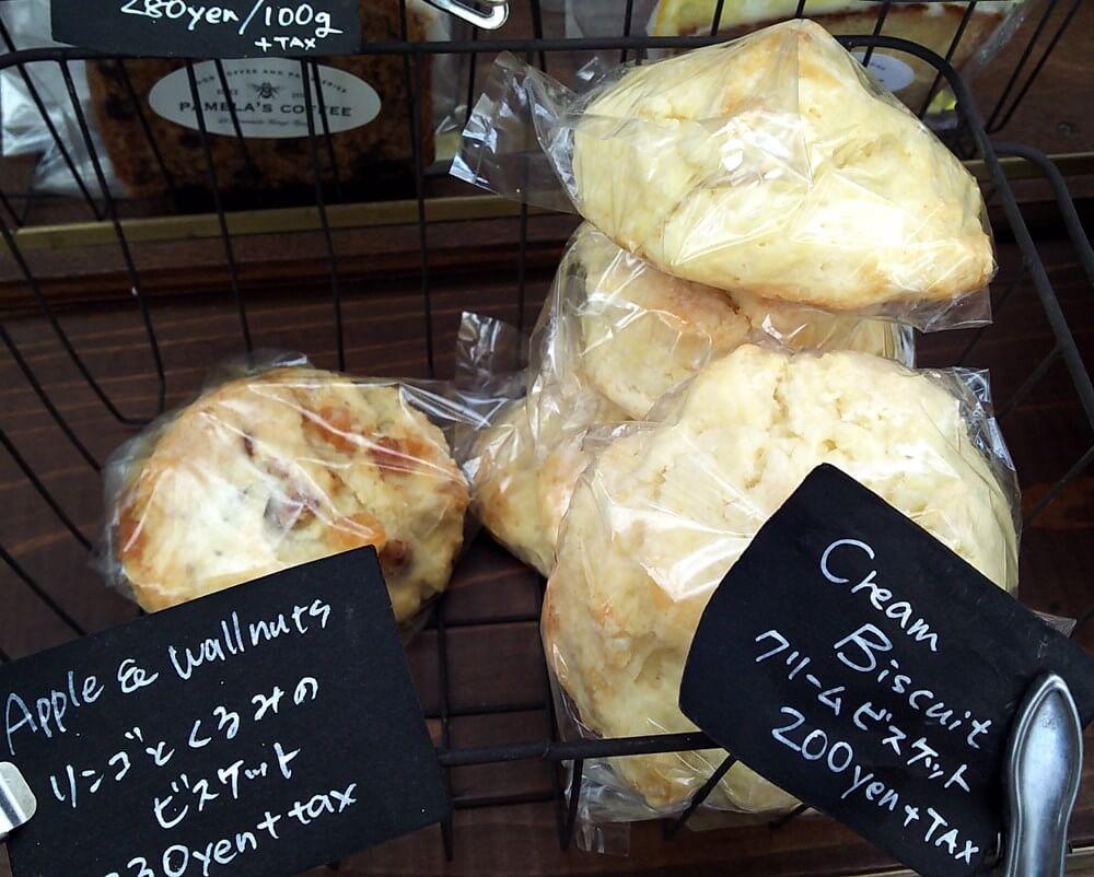 2種類のパン