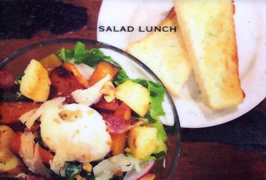 野菜のサラダ:メニュー画像
