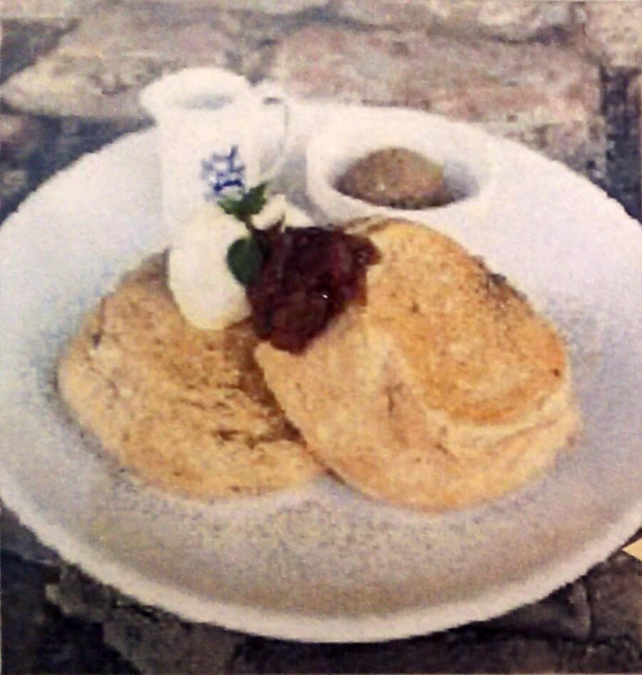 ほうじ茶パンケーキ:1350円